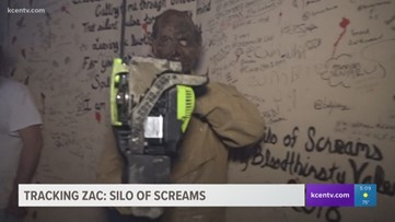 Tracking Zac: Silo of Screams
