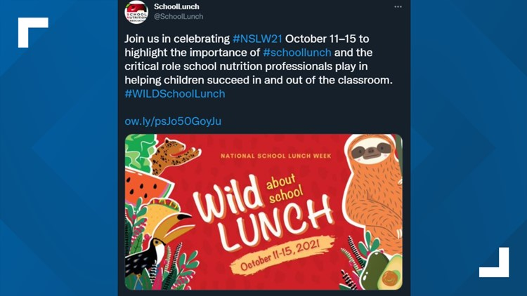 Killeen ISD celebrates National School Lunch Week with local fruits and veggies