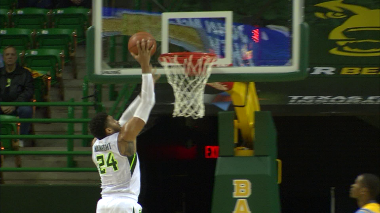 Baylor's Wainwright signs 2-year deal with Raptors