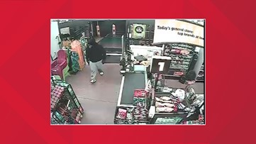Armed man wanted after robbing Dollar General in Temple