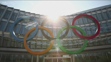 Local Olympic hopefuls react to IOC's announcement to postpone