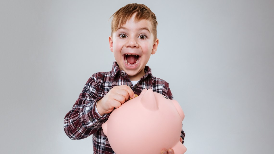 How to help your kids learn about money, saving   Money Talks