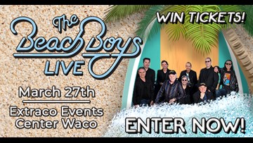 Enter For Your Chance To Win Beach Boys Tickets
