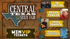 Enter to Win VIP Tickets to the 2019 Central Texas State Fair