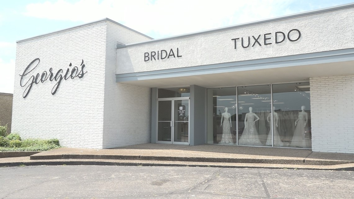 Heart of Central Texas |  Georgio's Bridal gifting wedding gowns to local heroes