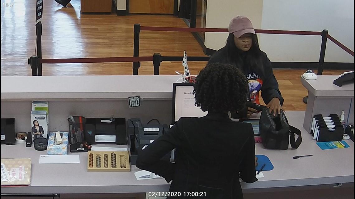 Killeen bank robbery