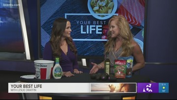 Your Best Life: Fats 101 with fitness trainer Susan Cornette
