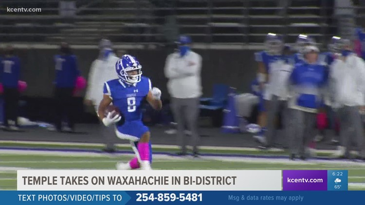 Temple takes on Waxahachie in bi-district game