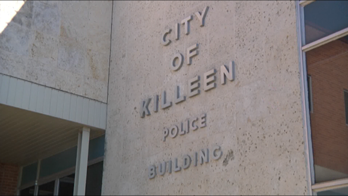 Killeen Police Officer arrested, reportedly caused injury to 5 yo