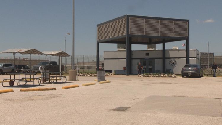 Alfred D. Hughes Maximum Security Prison in Gatesville