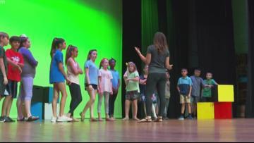 Hiring Heidi: Improv at Waco Children's Theatre