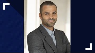 Meet Tony Parker for free this weekend