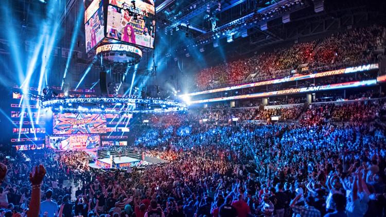 WWE returning to San Antonio in August