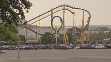 Six Flags will require guests, employees to wear face masks when reopened