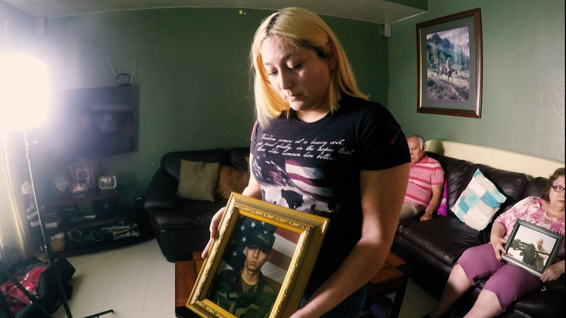 They defended their country in war. Now they're fighting at home against deportation to Mexico