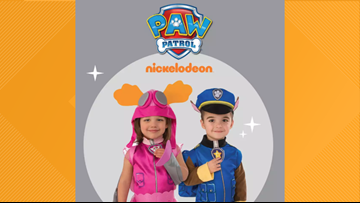 Target hosts free 'PAW Patrol' trick-or-treat event
