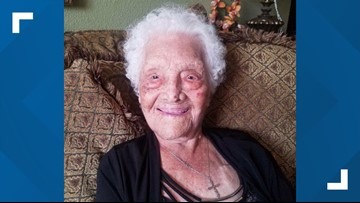 San Antonio woman celebrates 109th birthday!