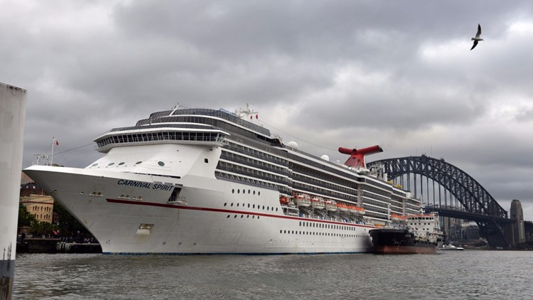 Carnival Cruise Ships Redirected To New Orleans After Port Of Galveston Closes Kcentv Com