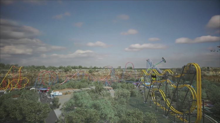 One last summer trip! Win Six Flags Fiesta Texas tickets, if you have the 6 News App