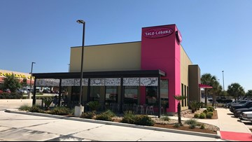 Bean & cheese tacos only cost a penny at Taco Cabana for National Penny Day