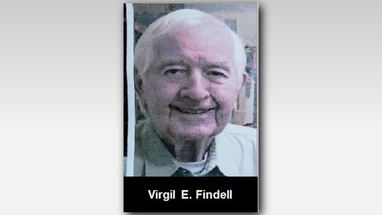 The Austin Police Department is seeking the public's help in finding 92-year-old Virgil Elmer Findell.