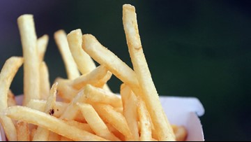 Harvard dietitian: You should only be eating 6 French fries per serving