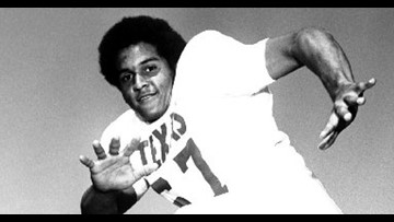 Julius Whittier left enduring legacy at UT as first black football letterman