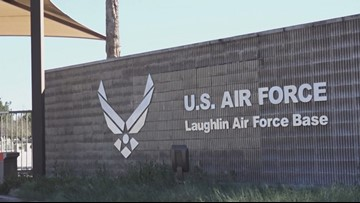 One dead following jet crash at Laughlin Air Force Base