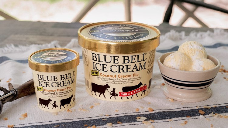 Blue Bell introduces new ice cream flavor 🍨