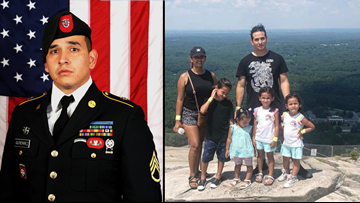 Fallen soldier from San Antonio was 'called' to serve country, father says