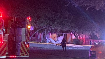 Officials: Three dead after small plane crashes near San Antonio airport