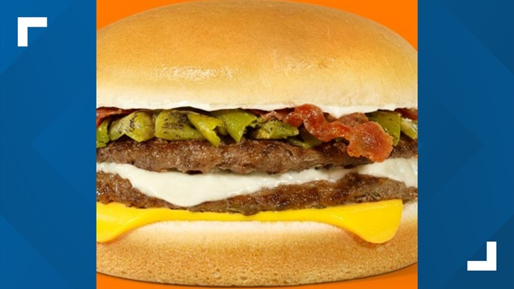 Whataburger adds three menu items, but can you guess the new one? 🍔🍔