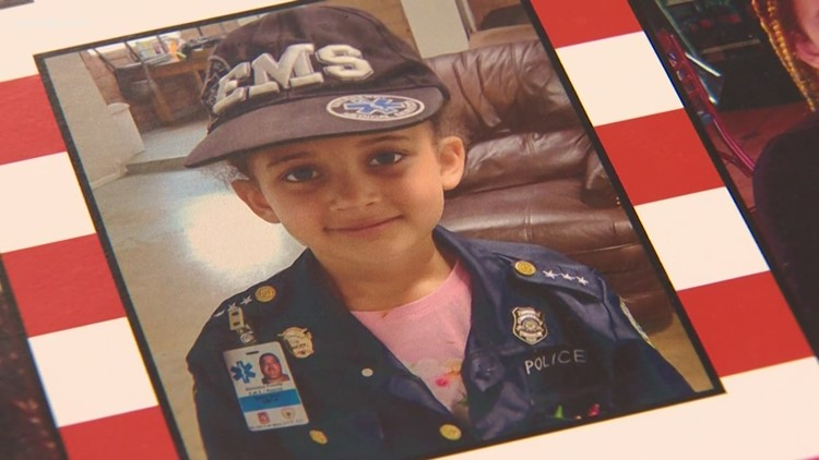 6-year-old hero honored for saving siblings in fire   Kids Who Make SA Great