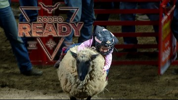 SA Rodeo: Mutton Bustin' registration is now open