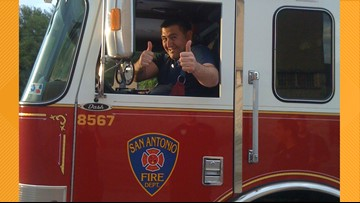 'Greg loved being a firefighter' | San Antonio mourns loss of SAFD veteran struck by vehicle