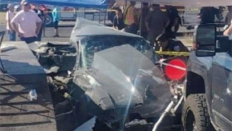 2 dead, 5 injured after car 'lost control' at South Texas drag race, authorities say