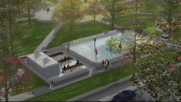 Dreaming of a winter wonderland? An ice skating rink is coming to Travis Park