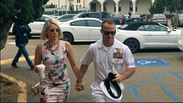 Witness at Navy SEAL trial: I killed victim out of mercy