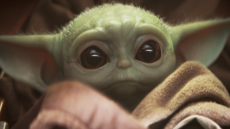 Have you caught Baby Yoda fever?