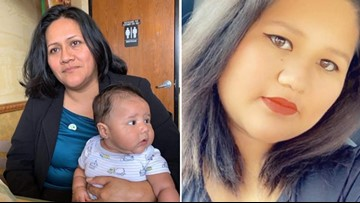 Family identifies infant, 2 others killed in fiery crash on Antoine