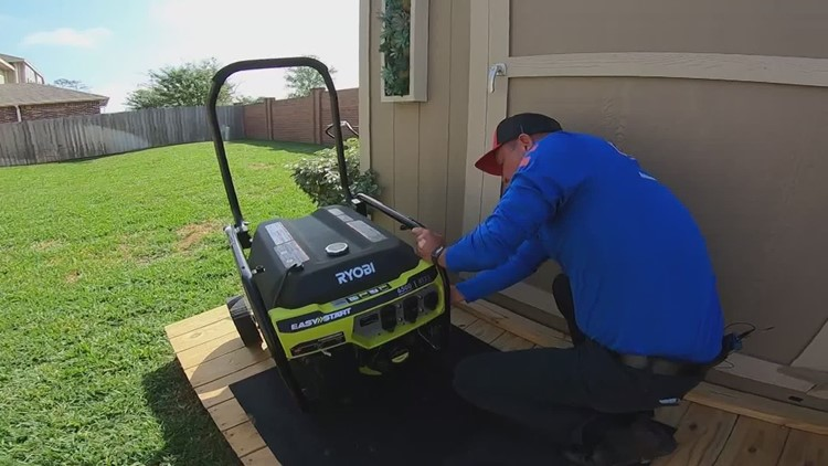Power generators for your home: a little advice before you buy