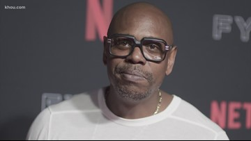 Guess who's back? Dave Chappelle to perform three shows in Houston this weekend