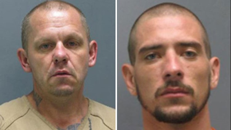 Do not approach   Inmates escape Liberty County Jail
