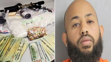 Katy man forced 13-year-old girl to deliver drugs, constable says