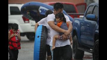 Hurricane Harvey's devastation in photos