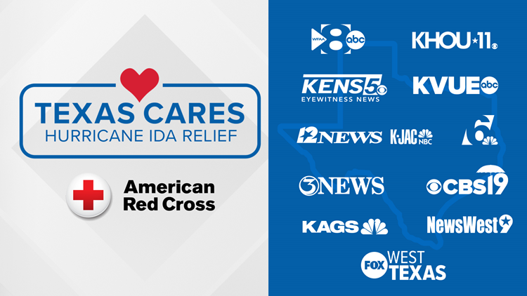 Texas Cares   Hurricane Ida relief; Here's how to donate