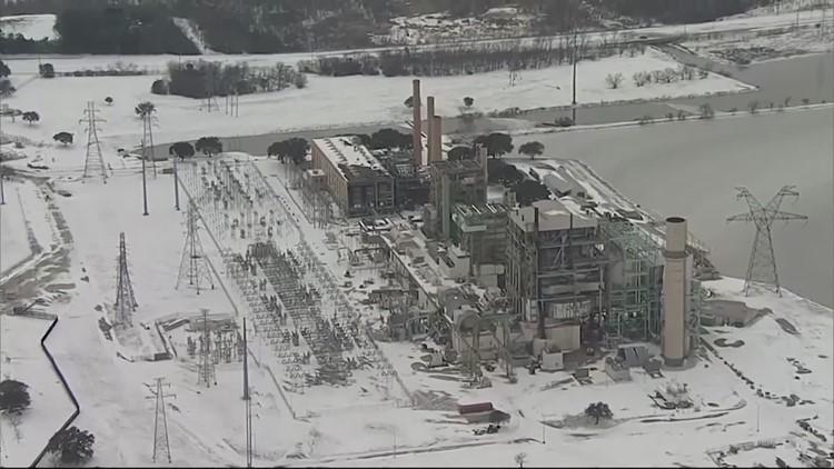 Power plant winterization may be hitting a snag