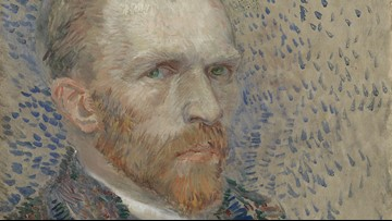 Vincent van Gogh exhibit with more than 50 of his works now open in Houston