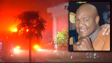 'Don't worry, all is well' | George Foreman reacts to fire at his Houston-area mansion