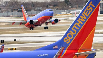 Lawsuit: Southwest Airlines employees had 'whites-only' break room at Hobby Airport